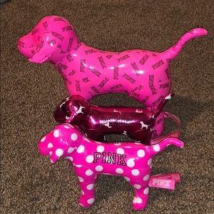 PINK dog bundle